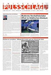Amtsblatt Nr. 01 vom 03.01.2007 - Stadt Zwickau