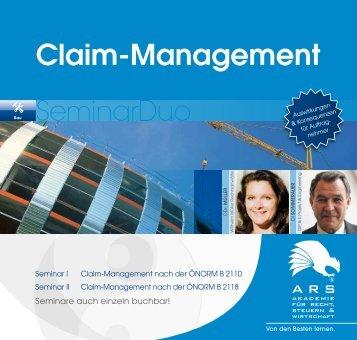 Claim-Management - Willheim | Müller