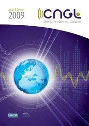 CNGL Annual Report 2009 [pdf - 6.5 MB]