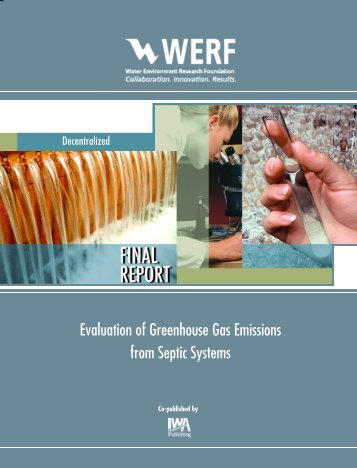 Evaluation of Greenhouse Gas Emissions from Septic ... - Geoflow