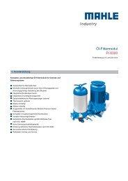 Öl-Filtermodul Pi 8300 - mahle.com