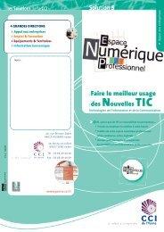 Solution 5 I Faire le meilleur usage I des Nouvelles - (CCI) de l'Yonne