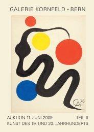 PDF-Katalog (14 MB) - Galerie Kornfeld