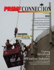 Wireless Industry - Primus Electronics Corporation