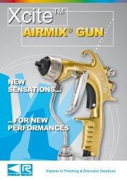 Xcite™ AIRMIX® GUN - Epac NZ
