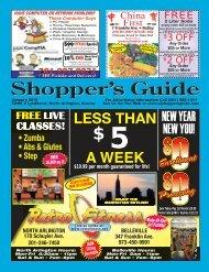 Don't - The Shopper's Guide