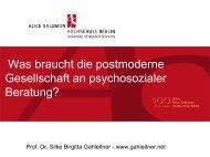 Teil 1 - Deutsche Gesellschaft für Beratung
