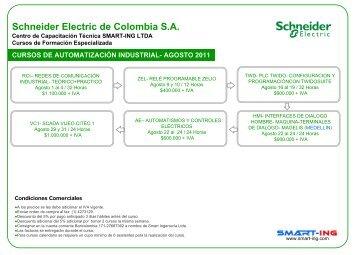 Schneider Electric de Colombia S.A.