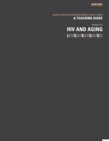 HiV AND AgiNg - Howard Brown Health Center