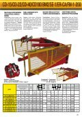 cable winders and unwinders macchine per ... - Elettricoplus - Page 4