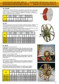 cable winders and unwinders macchine per ... - Elettricoplus - Page 6