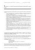 Le Programme opérationnel FEDER Centre - L'Europe s'engage en ... - Page 5