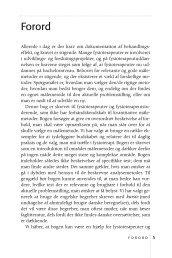 Forord - Køb bogen på gyldendal.dk