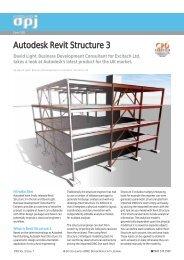 Autodesk Revit Structure 3 - Excitech