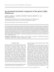 An annotated taxonomic conspectus of the genus ... - ResearchGate