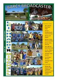 Issue-10-newsletter-19-07-2013 - Barcaldine Prep-12 State School