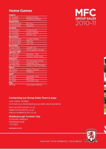30360_MFC_V.2_Layout 1.ps, page 2 @ Preflight - Middlesbrough
