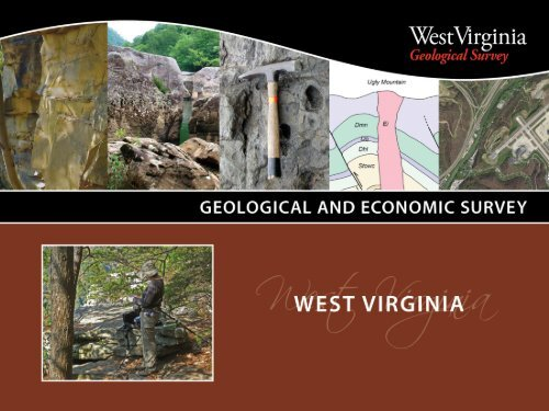The Geology of Appalachian Geothermal Resources - West Virginia ...