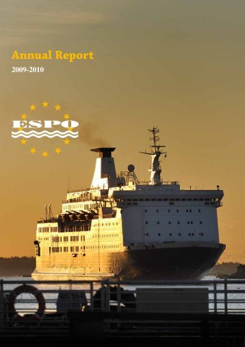 Annual Report - Danish Maritime Authority