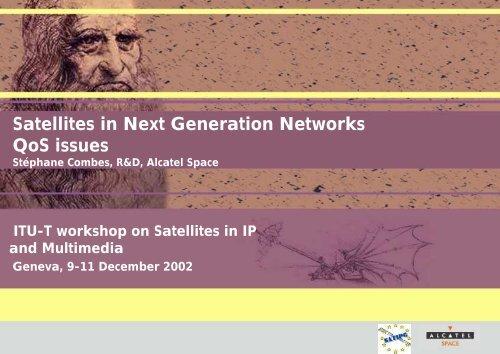 Satellite in NGN