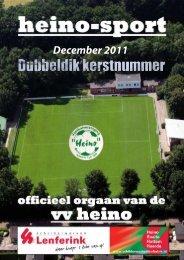 12 Heino Sport December 2011