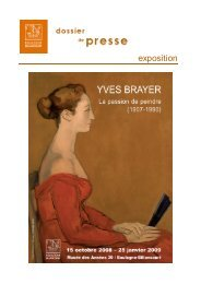 DP Expo Yves Brayer - Boulogne - Billancourt