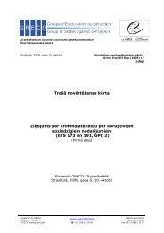 Kriminālatbildība par koruptīviem noziedzīgiem nodarījumiem - KNAB