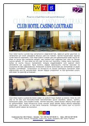 Atina Casino Loutraki