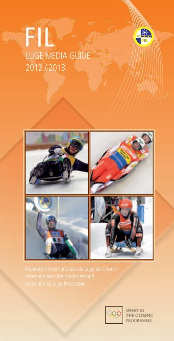 to download - International Luge Federation