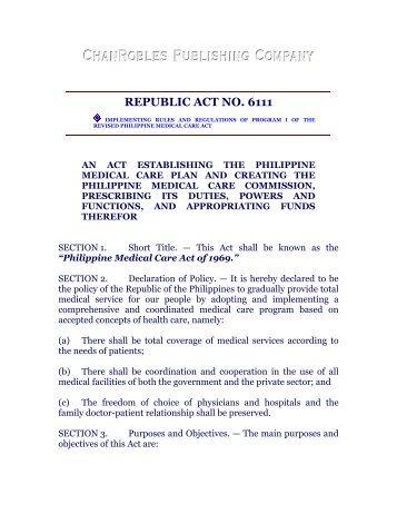 republic act no S no 1859 h no 5950 republic of the philippines congress of the  philippines metro manila twelfth congress second regular session.