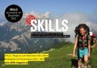 SKILLS erscheint im Dezember 2011 - Monopol Medien GmbH