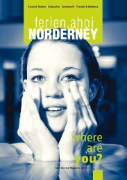 gleich. - Ferien Ahoi Norderney