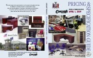 Supplies Textiles Furnishings SIGNAGE/Graphics ... - Corcraft