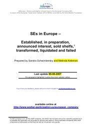 SE Factsheets compilation 20070608.pdf - WORKER ...