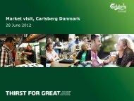 Lorem ipsum dolor sit amet - Carlsberg Group