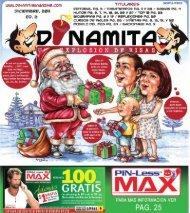EEIIQTIEIFIEEE u. - Dinamita Magazine