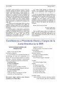El Ministro de Sanidad visita nuestra Sede - Sociedad Española de ... - Page 7