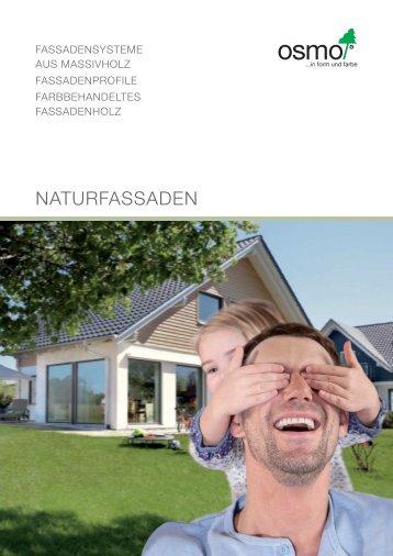 Fassadenhölzer fix und fertig - Sperrholz Schwanenberg GmbH