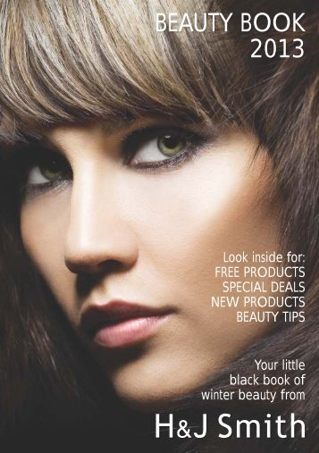 BEAUTY BOOK 2013 - H & J Smith
