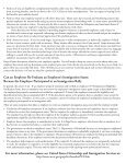 Know Your Rights - American Immigration Lawyers Association - Page 4