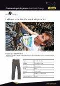 LaMano – pour une saison à la verticale Communiqué de ... - Salewa - Page 6