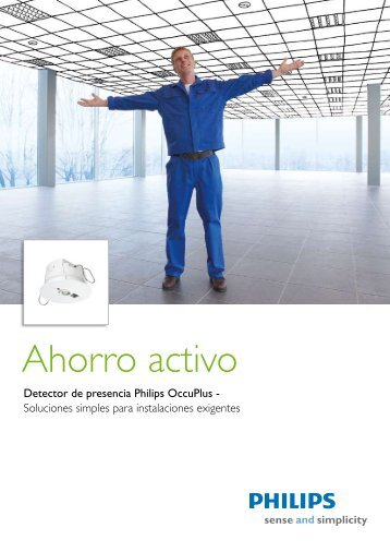 Occuswitch DALI - Philips Lighting