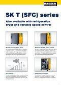 SK 11–15 kW - Kaeser Compressors - Page 7