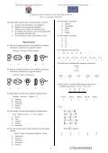 prova d'ingresso a.a. 2009 - Scienze della Formazione - Università ... - Page 5