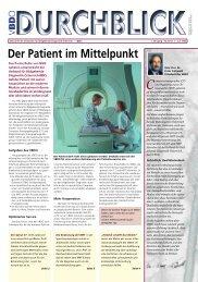 Der Patient im Mittelpunkt - Verband für Bildgebende Diagnostik ...