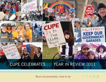 Download a printable copy of CUPE Celebrates - Canadian Union ...