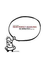 NEAR-PERFECT HEADLINES IN MINUTES! - Wordtracker