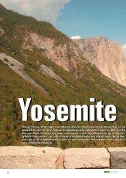 Yosemitessä