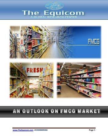 An outlook on FMCG market