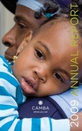 2009 Annual Report - Camba